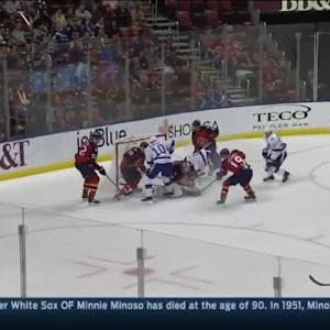Al Montoya Save on Brian Boyle (14:30/2nd)