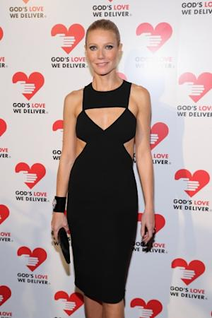 Gwyneth Paltrow steps out at the Michael Kors- Golden Heart Gala at Cunard Building in New York City on October 15, 2012 -- Getty Images