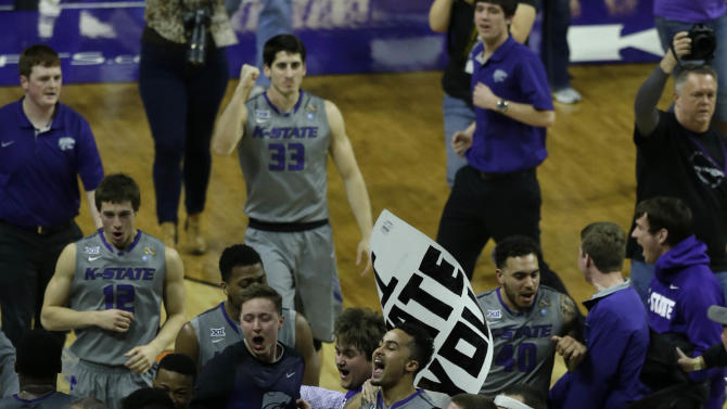 Big 12 schools could face big penalties for court storming