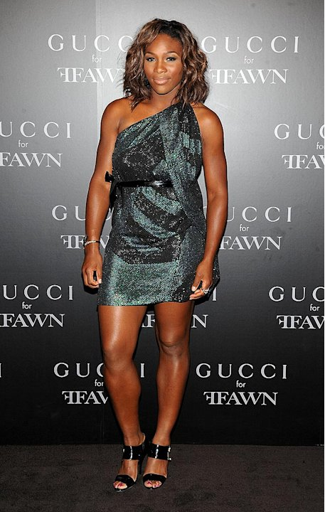 Williams Serena Gucci Prty