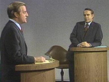 The First-Ever Vice Presidential Debate