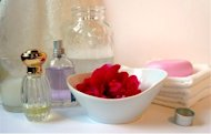Refreshing bathroom decorating ideas for spring - Yahoo! Shine