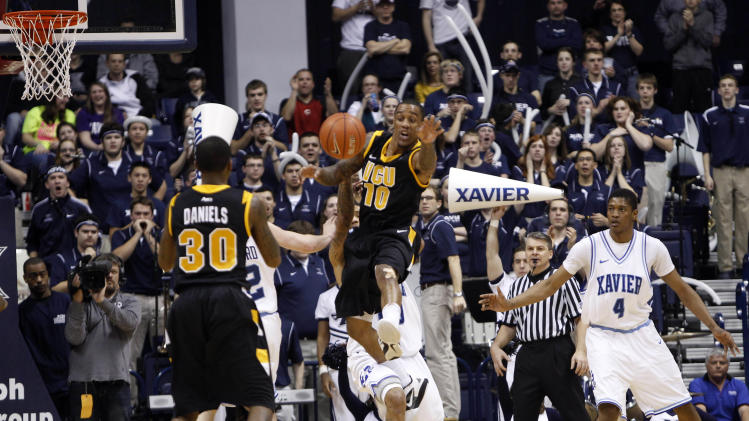 NCAA Basketball: VCU at Xavier