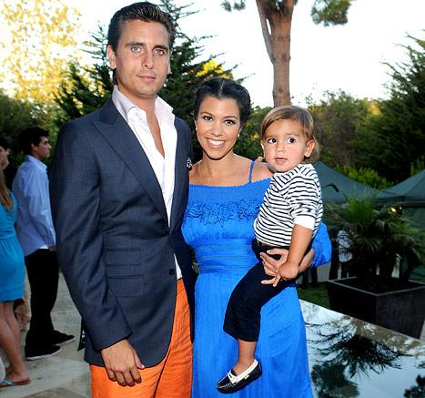 Kourtney Kardashian's Son Mason Disick Turns 2!