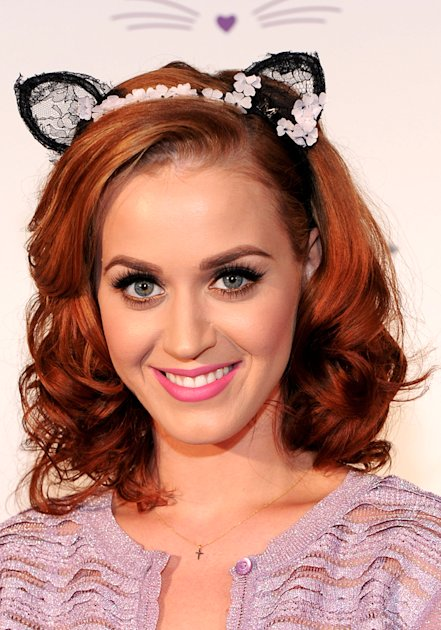 Katy Perry ruiva