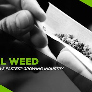 Legal weed: America's fastest-growing industry