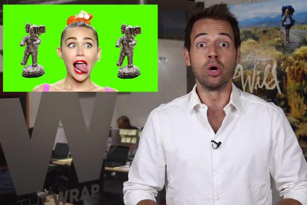 Justin Bieber, Miley Cyrus Will Have Tongues Wagging at MTV VMAs: Wrap Trends (Video)