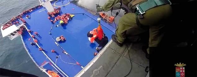 Death toll reaches 5 in ferry disaster