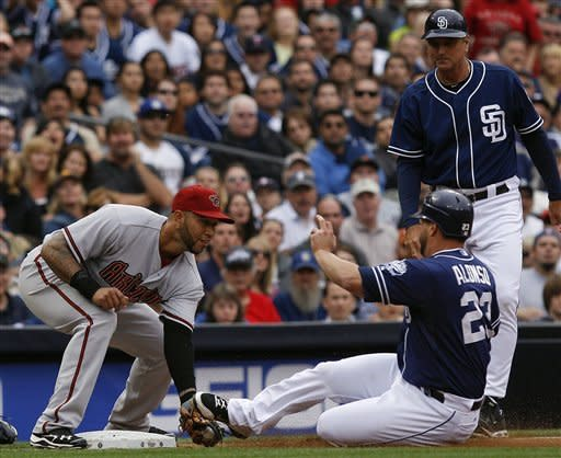 Hudson has strong outing for Diamondbacks in win