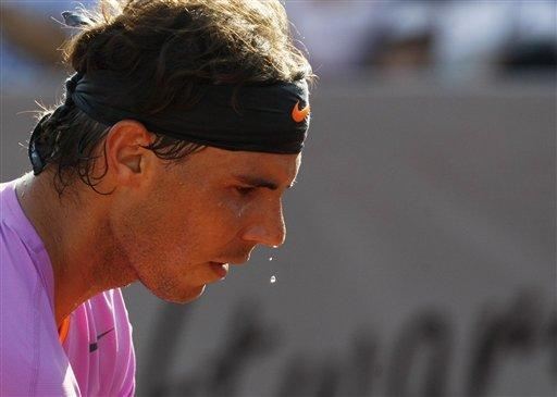 Nadal reaches singles semifinals in Chile