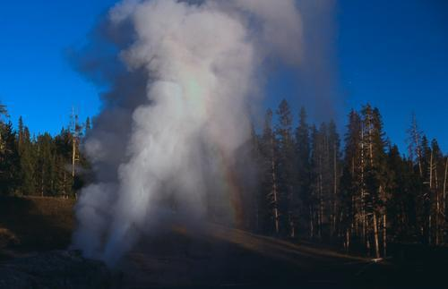 What Are You Waiting For? App for Yellowstone Geysers Makes Your Trip More Efficient