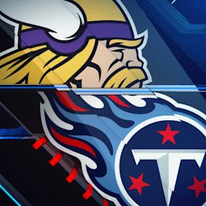 Minnesota Vikings vs. Tennessee Titans preseason highlights