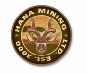 Hana Mining Receives Approval From Botswana Minister of Minerals, Energy and Water Resources
