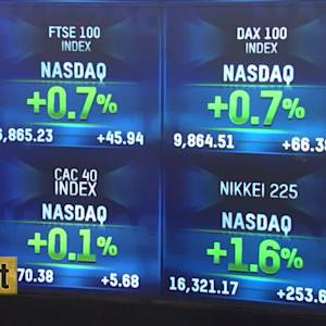 Alibaba's Day Boosts Yahoo, Ellison Out at Oracle, Cramer Drills Ensco