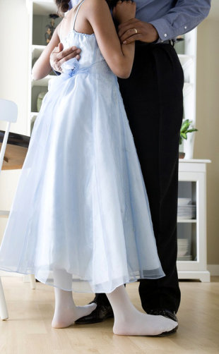 A Rhode Island school district has banned father-daughter dances.
