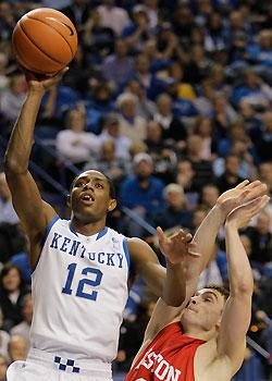 Q-and-A with Kentucky's Brandon Knight