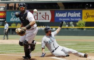 Montero, Smoak homer as Mariners sweep Rockies