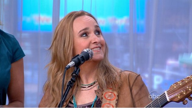 Melissa Etheridge Dishes on 12th Album