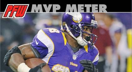 MVP Meter: Peterson made Vikings' unlikely run possible