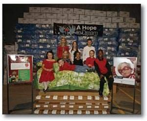 "Ashley Furniture's ""A Hope to Dream"" Program Makes Healthy Sleep a Reality for Thousands of Kids"