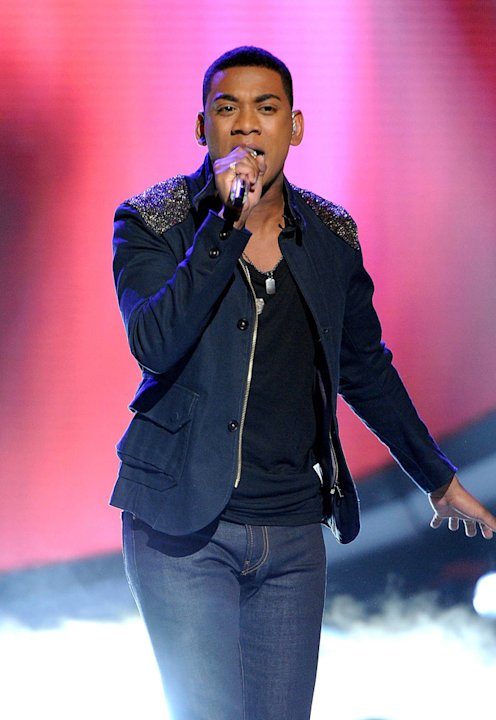 Joshua Ledet (5/16/12)