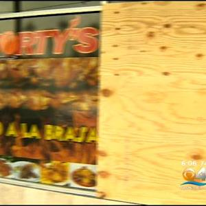 Community Helps Restaurant Owners As Arsonist Search Continues