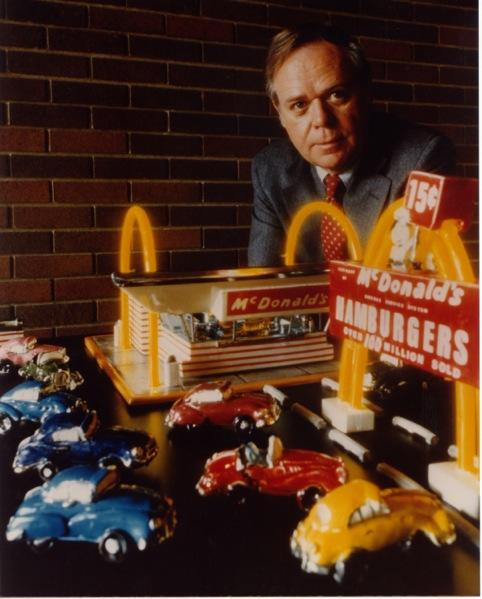 Former McDonald's CEO Fred Turner dies at 80