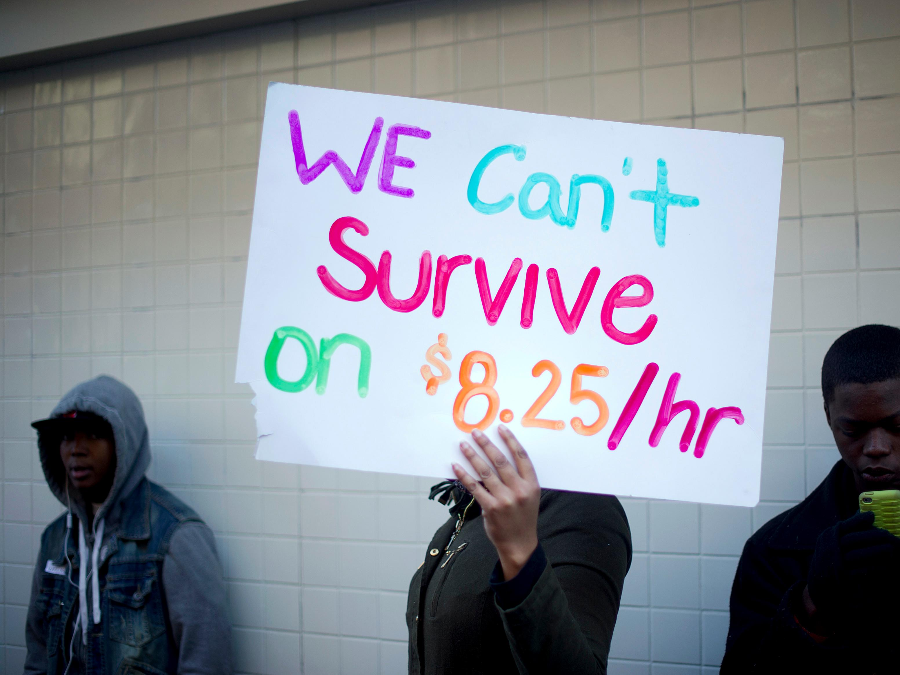 Good news is coming for America's low-wage workers