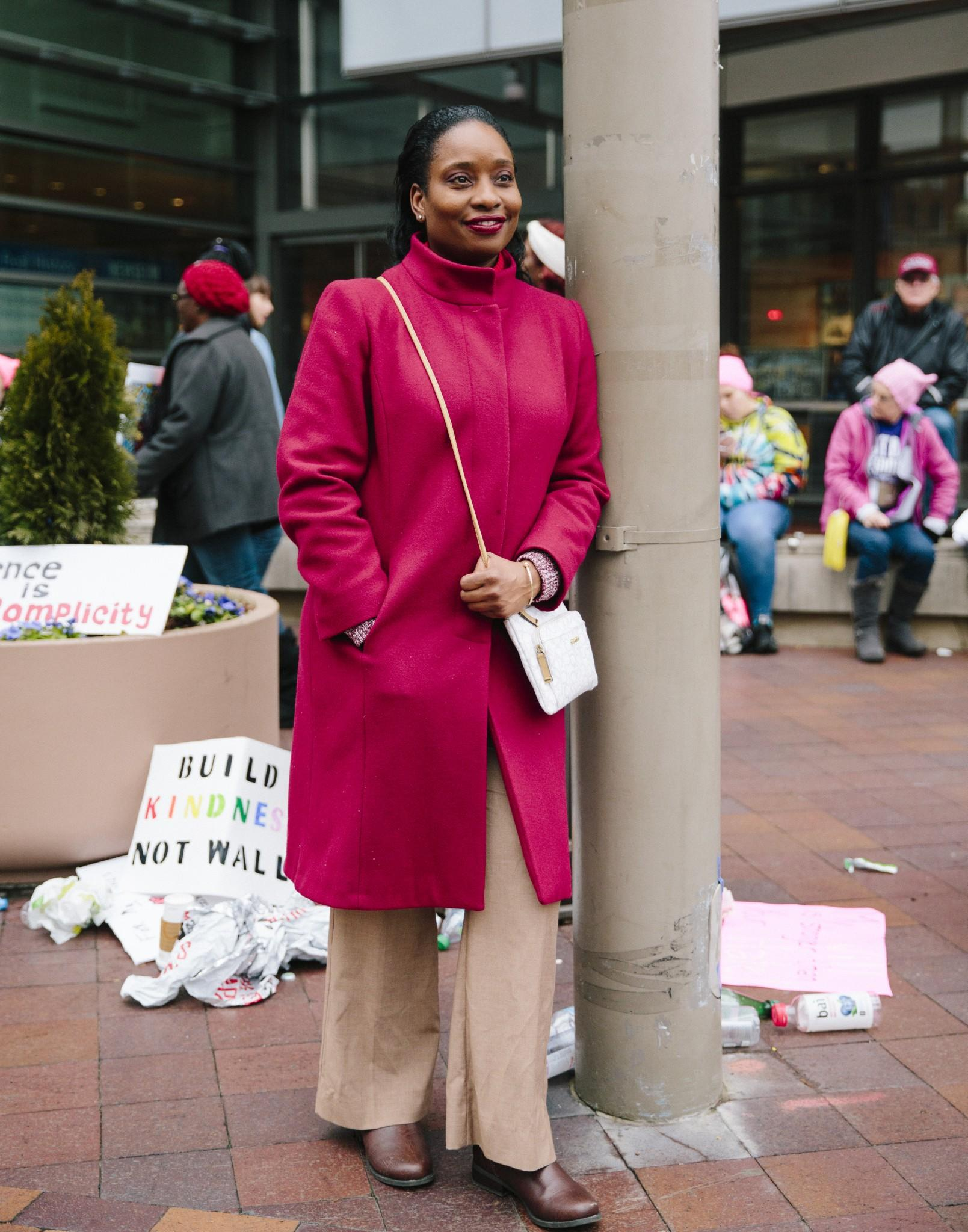 More Amazing Photos You Missed From the Women's March in Washington, D.C.
