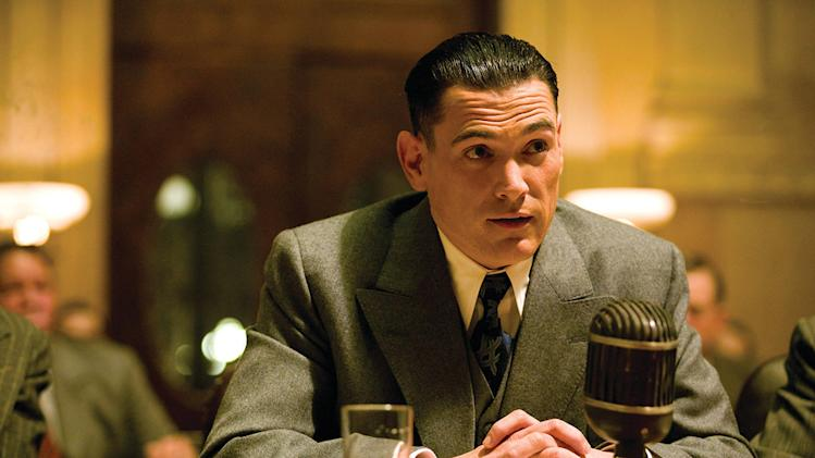 Public Enemies Production Photos 2009 Universal Pictures Billy Crudup