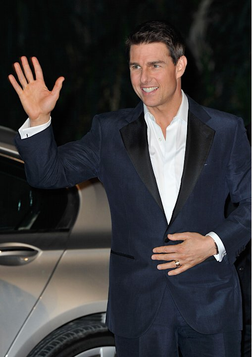 Mission Impossible Ghost Protocol Dubai Film Festival 2011 Tom Cruise