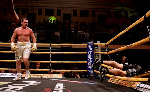 Prizefighter International Heavyweights III