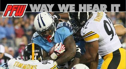 Dancing with the scars: Johnson, Titans keep scuffling