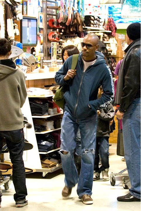 Chappelle D Out InLA