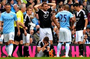 Jay Rodriguez out of World Cup with torn ACL