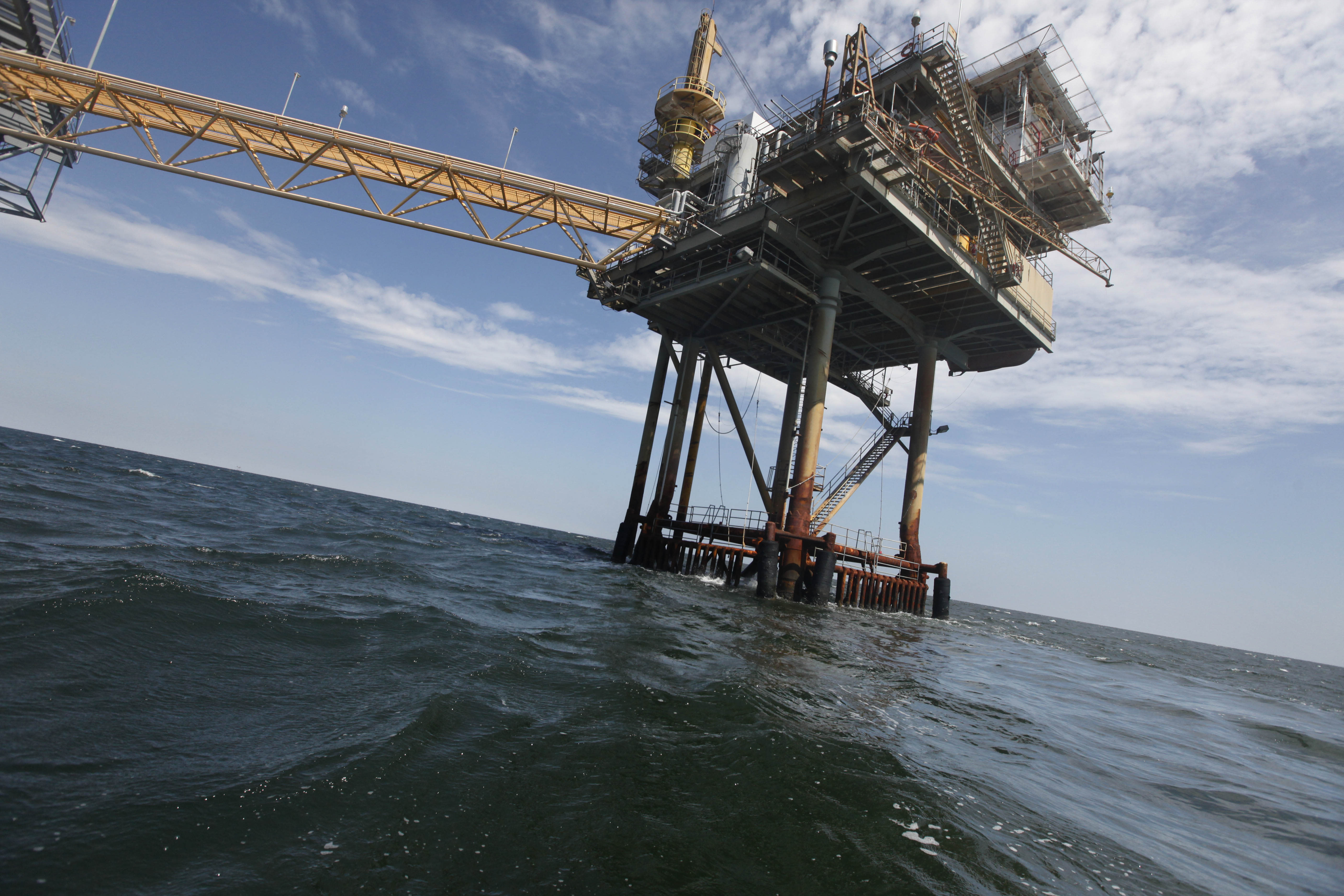 Q&A on the Gulf, resilient but scarred 5 years after spill