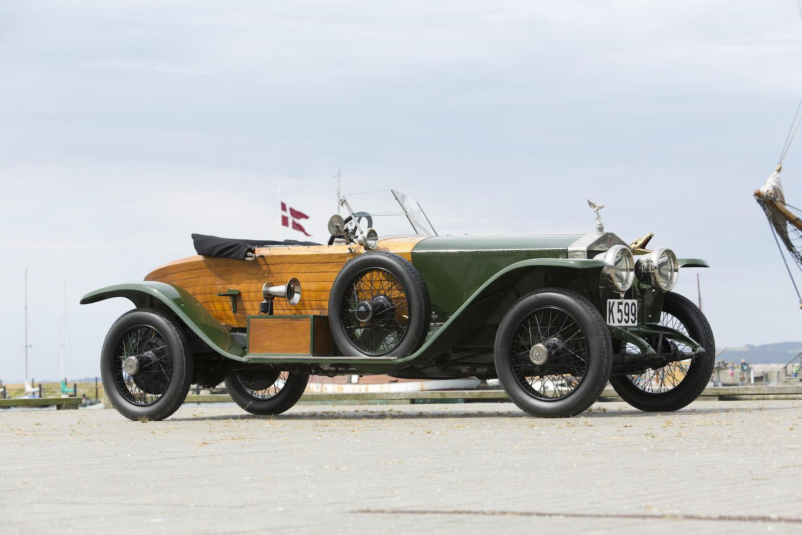 13 Rolls-Royces in spotlight at exceptional auction in Denmark