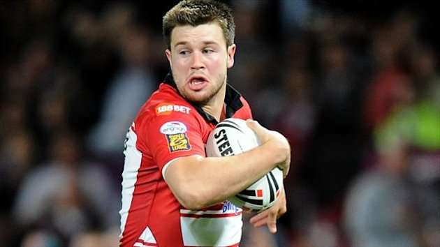 Darrell Goulding says Wigan are just focusing on finishing as strongly as possible