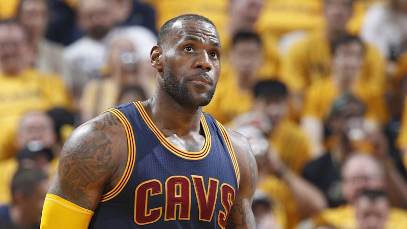 Greatness on LeBron's mind after historic playoff comeback