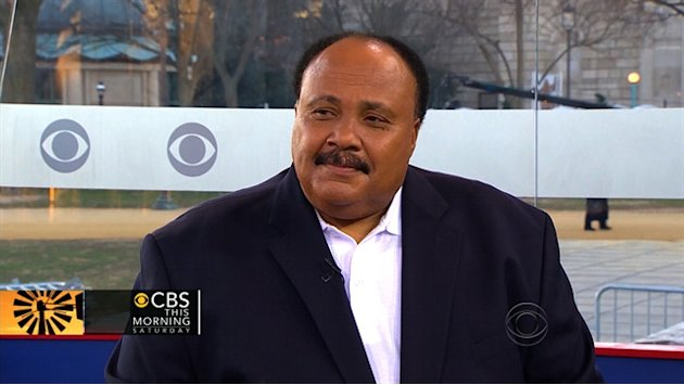Martin Luther King III talks …