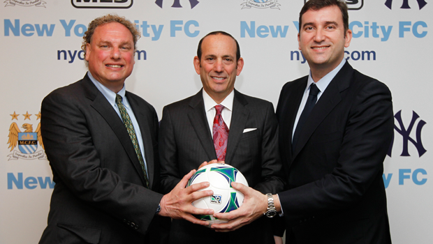 New York City FC owners have long-term goal of building team core from academy