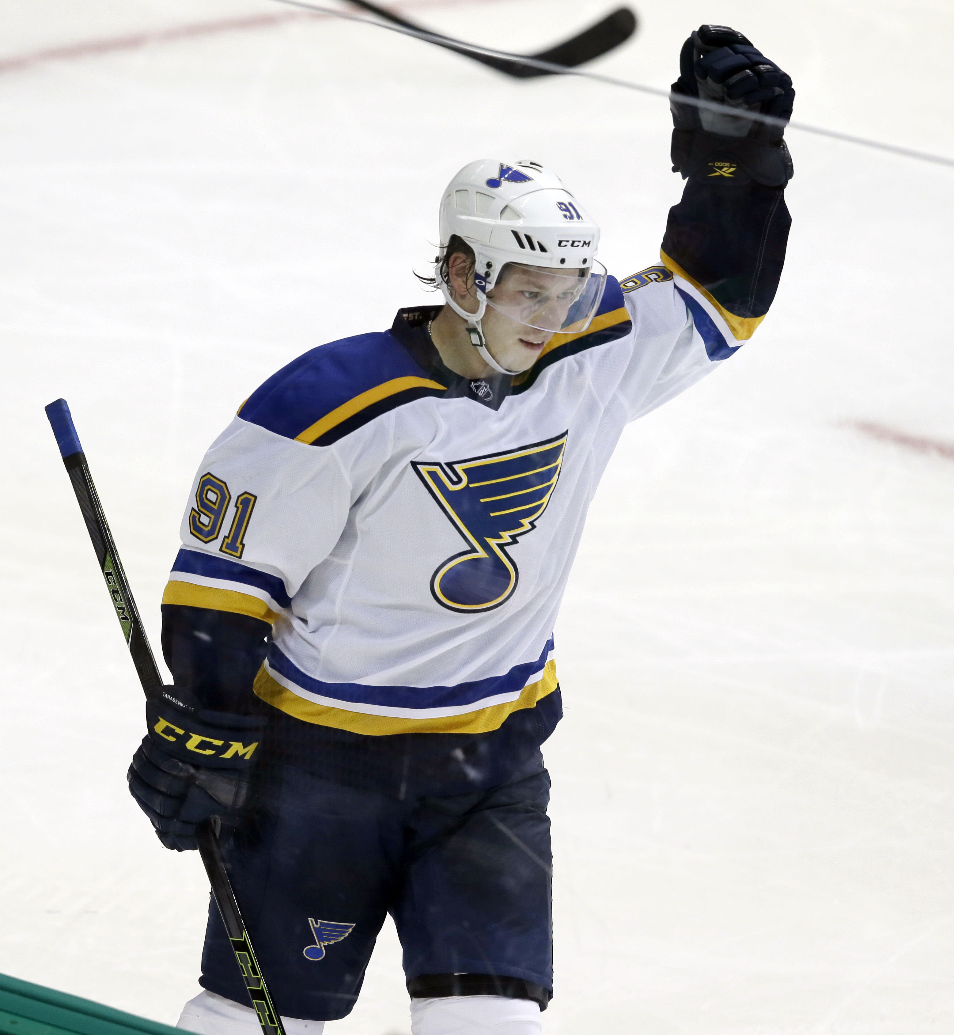 Hitchcock going to more aggressive attack for Blues