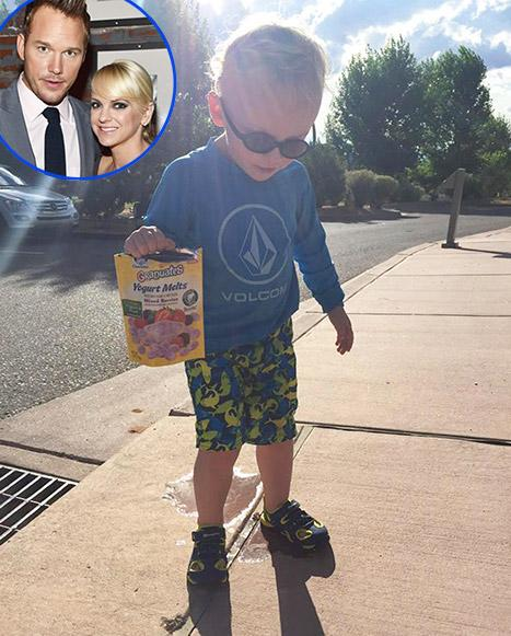 Anna Faris' Potty-Training With Son Jack Goes Terribly Wrong: See the Adorable Photo!