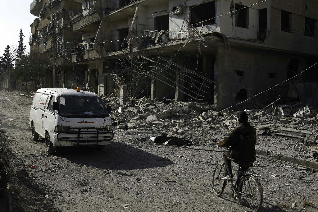 UN expects aid deliveries to beseiged Syrians 'without delay'