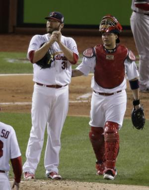 No relief: Cards' Maness gives up HR in Game 4