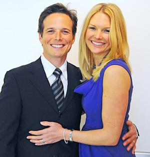 Scott Wolf, Wife Kelley Limp Welcome Son Miller William!