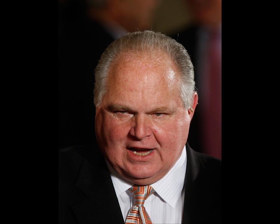 Limbaugh says his apology to student was sincere