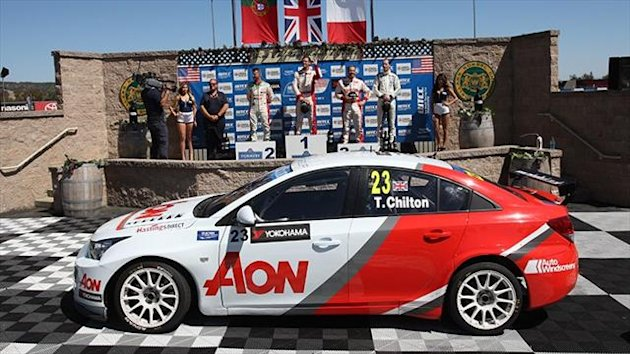 Tom Chilton won in California