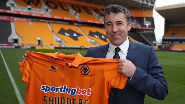 Dean Saunders left Doncaster to link up with Wolves