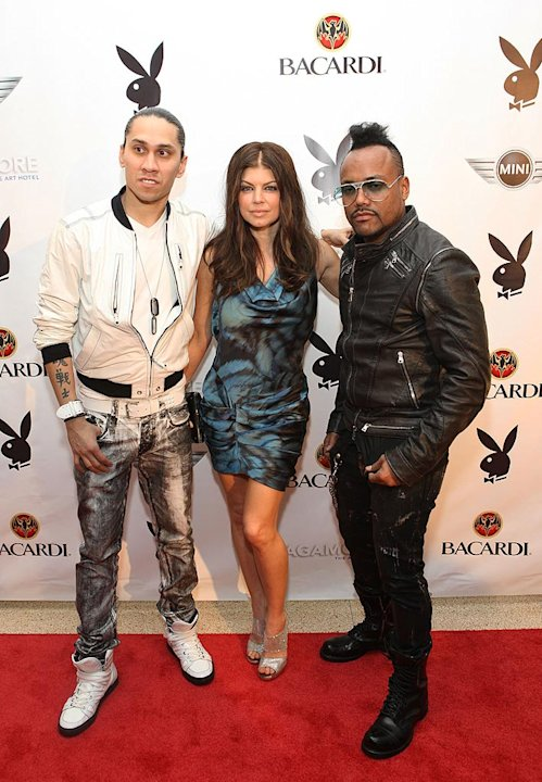 Black Eyed Peas Super Bowl rty